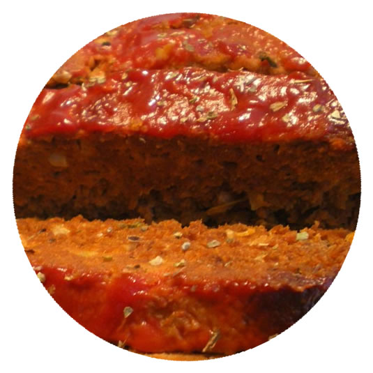 Italian Traditional Meat Loaf