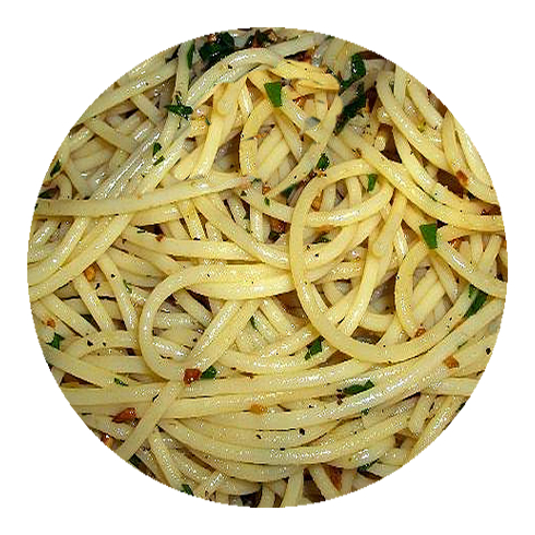 Aglio e Olio - Garlic and Oil Pasta Sauce